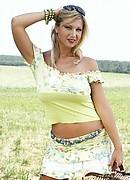 Hottest Models Carol Goldnerova
